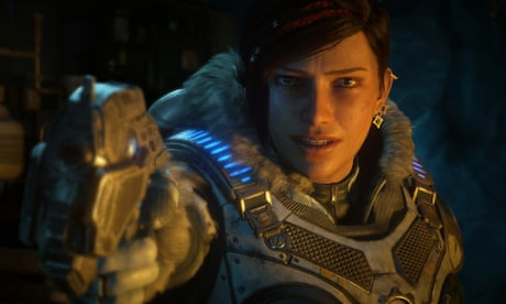 'It was the right choice': how the Gears 5 team built a credible female hero