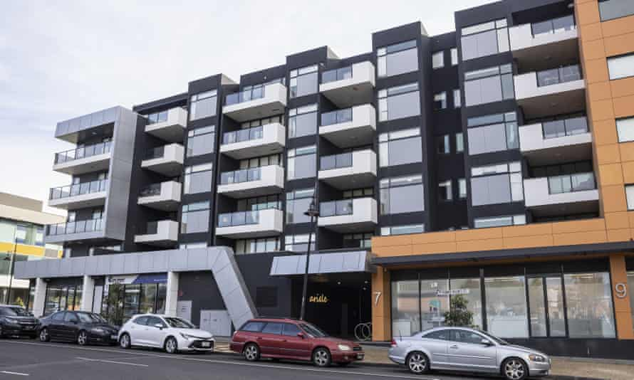 The Ariele apartments in Maribyrnong, Melbourne