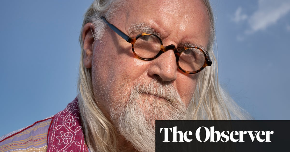 Billy Connolly: 'It might be lovely on the other side'
