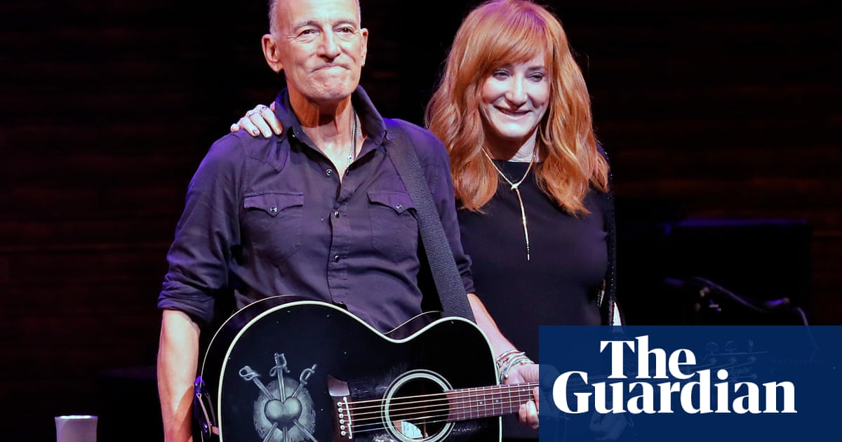 'What a year': Bruce Springsteen returns to Broadway as shows reopen