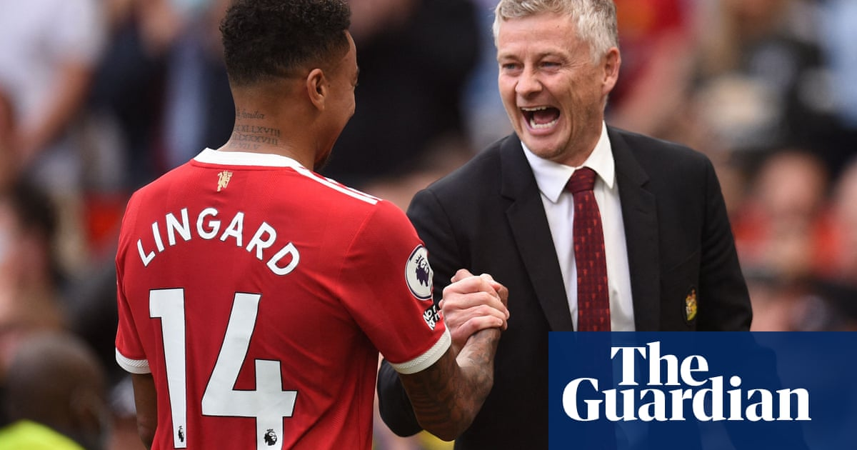 Jesse Lingard will be a Manchester United player next season, says Solskjær