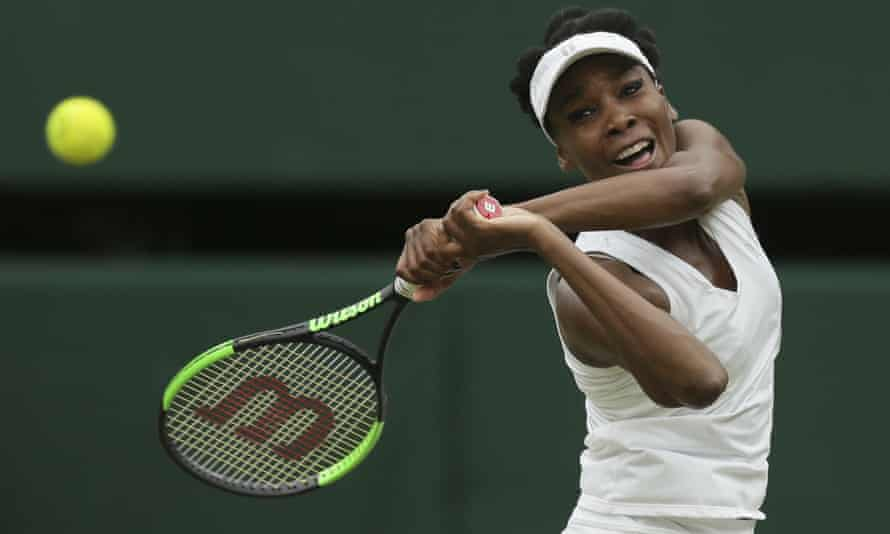 Venus Williams has reached the finals of the Australian Open and Wimbledon in 2017