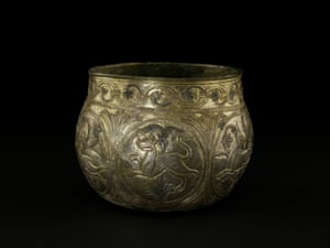 The Frankish cup from the Vale of York hoard