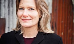 The writer Jennifer Egan