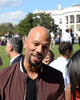 Common: the Guardian's VR film 'blew my mind'.