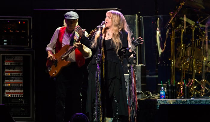 Fleetwood Mac: Australian tour opens with emotional first night