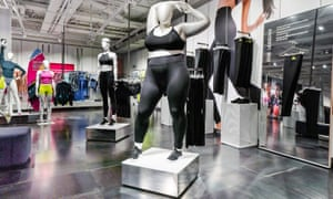 'If people were really serious about caring for the health of mannequins – or real-life people who are larger than society normally deems acceptable – you would understand the effect that comments can have'