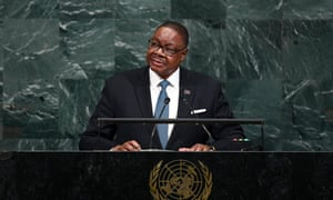 Malawi's President Peter Mutharika called the reports of lynch mobs attacking suspected vampires 'distressing and agonising'.