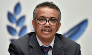 WHO director general Tedros Adhanom Ghebreyesus spoke after questions were raised as to whether some hypotheses had been discarded.
