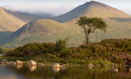 Rannoch Moor – a glorious wilderness.