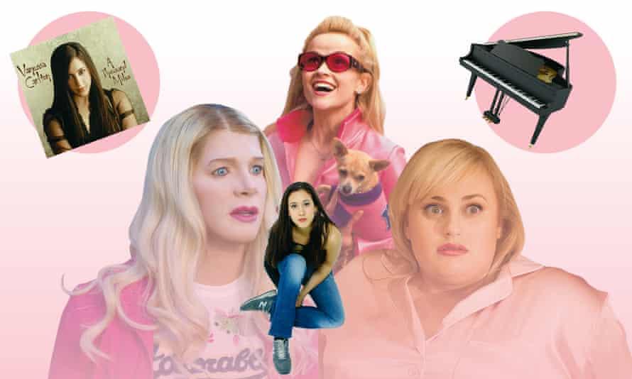 White Chicks; Legally Blonde; Isn't It Romantic; Vanessa Carlton.