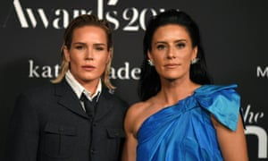 US international teammates Ashlyn Harris and Ali Krieger announced their engagement earlier this year.