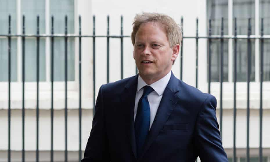 Transport secretary Grant Shapps unveiled the new strategy, signalling a pause to all infilling and demolition plans.