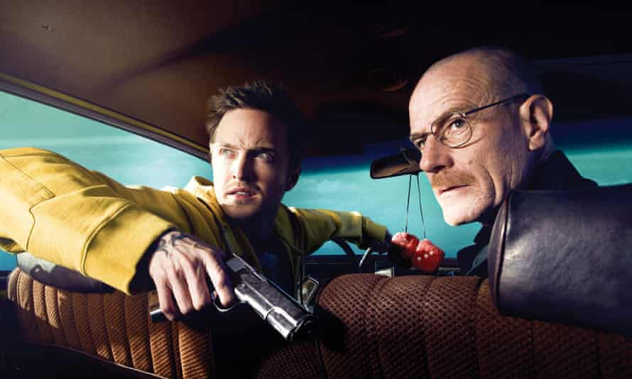 'A lot of people will always see me as Jesse': with Bryan Cranston in Breaking Bad