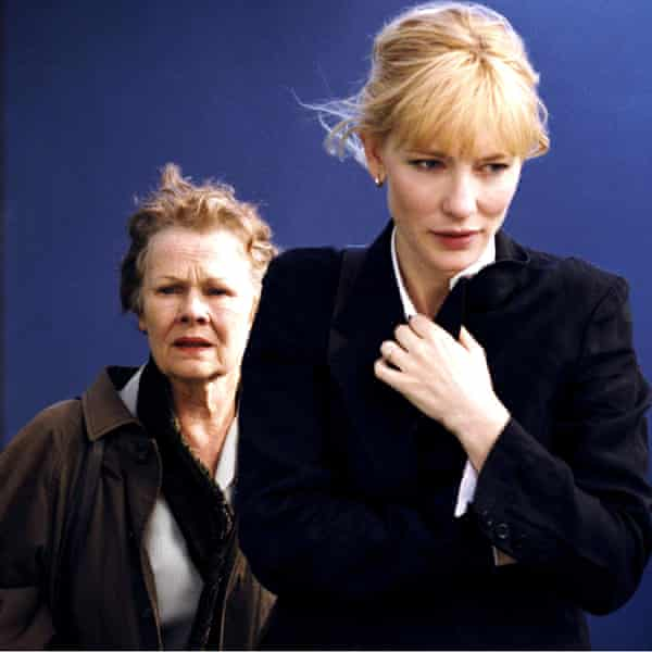 Cate Blanchett with Judi Dench in Notes on a Scandal