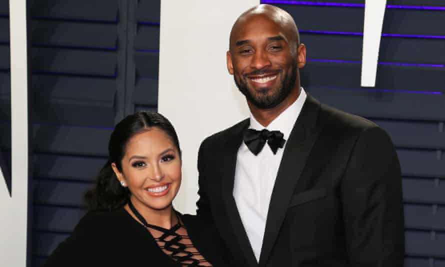 Vanessa and Kobe Bryant had been married since 2001