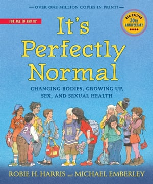 It's Perfectly Normal by Robie H Harris and Michael Emberley