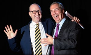 Paul Nuttall is hoping to step out of the shadow of former party leader Nigel Farage.