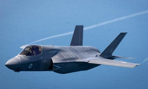UK faces massive rise in costs to fix stealth fighter