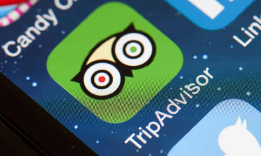 Tripadvisor is the largest travel site in the world.