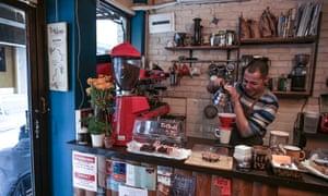 Tribu Caffe Artigiano, Istanbul