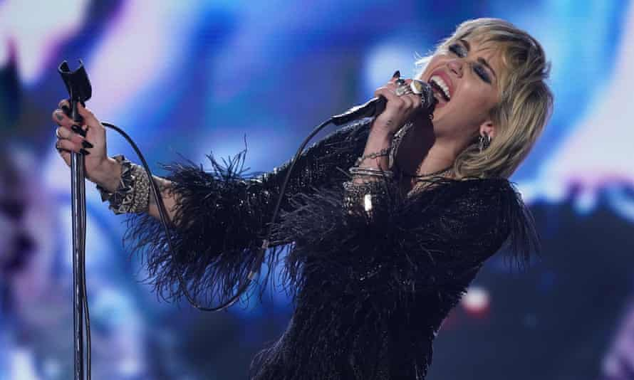 Cyrusly good … Miley Cyrus covers the Cranberries.