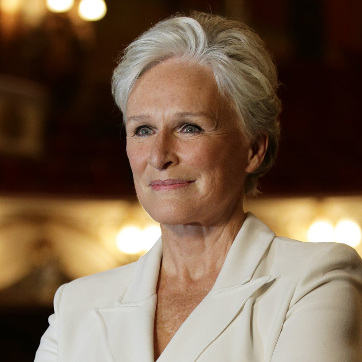 Glenn Close: critical acclaim built on strength of character | Film | The Guardian