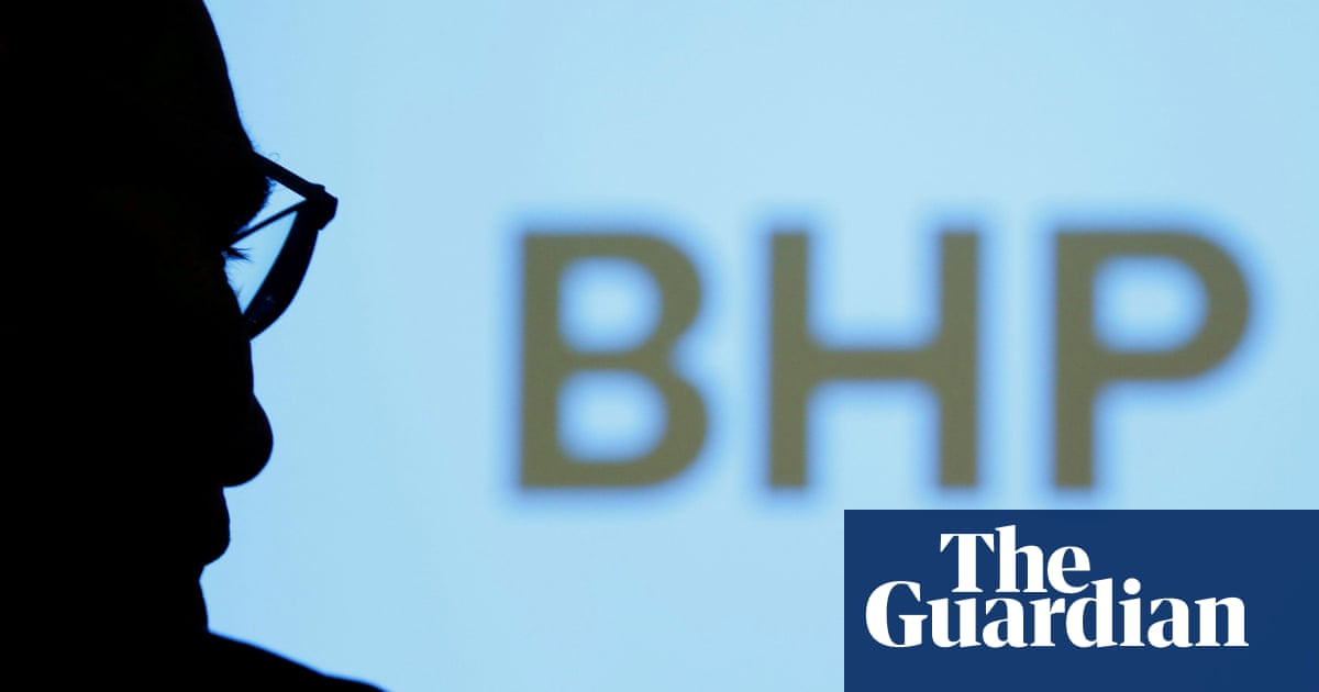 Australian government granted BHP repeated approval to increase carbon emissions
