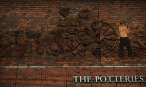 The Potteries Museum and Gallery in Stoke.
