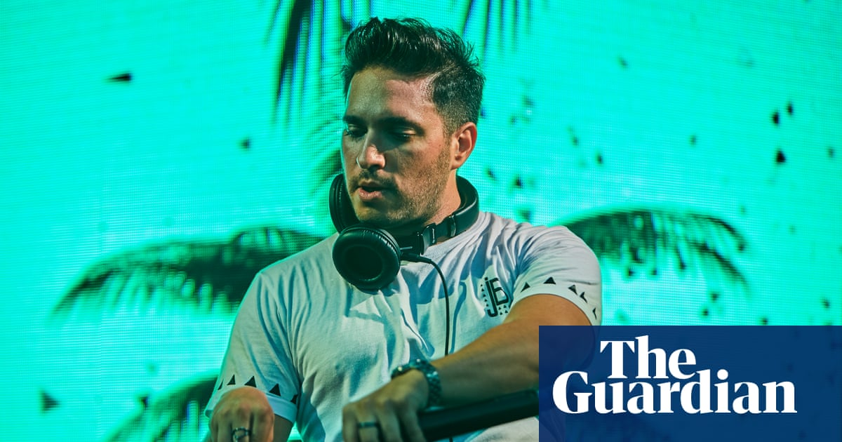 Pop-dance star Jonas Blue: 'The expectations around me are insane