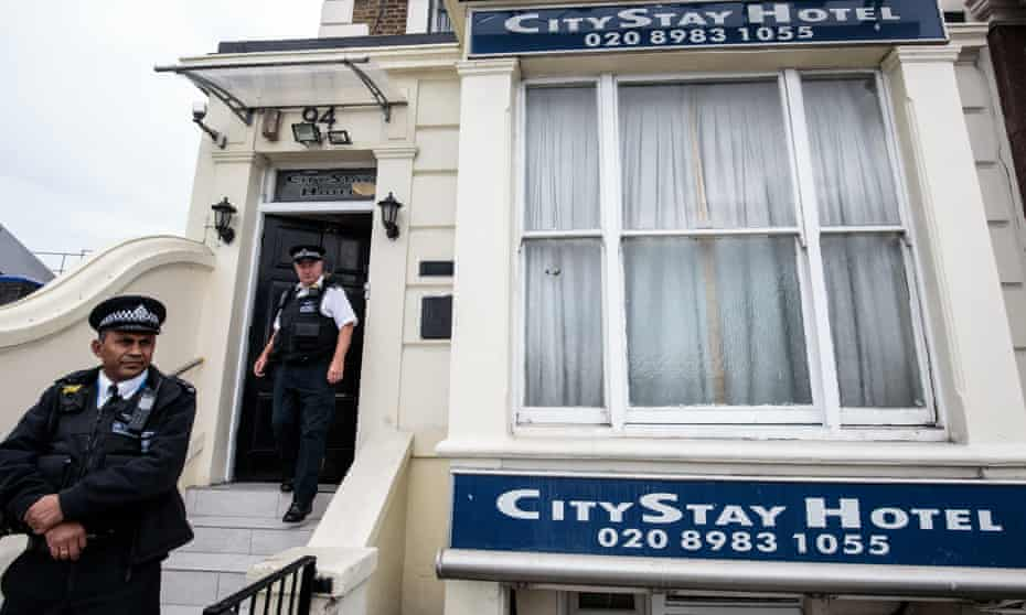 City Stay Hotel in Bow