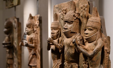 Germany first to hand back Benin bronzes looted by British