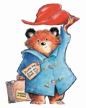 Paddington Bear embarks on another adventure.