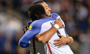 Clint Dempsey and Jozy Altidore