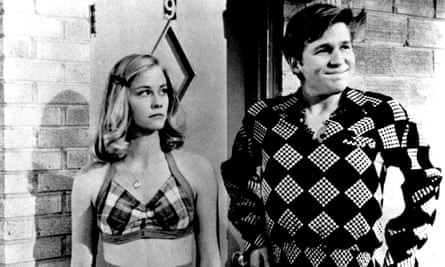 The Last Picture Show, available on The Criterion Channel