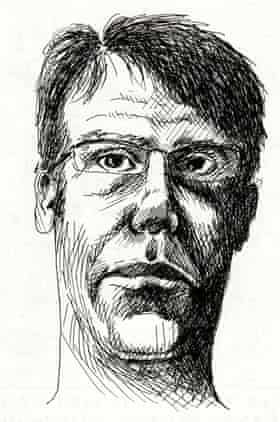 John Lethem self portrait