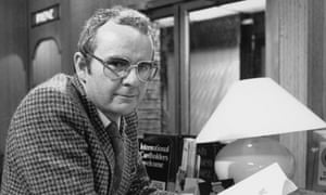 William Smethurst during his time as producer of the TV soap opera Crossroads.