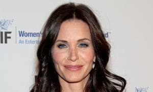 Courteney Cox: 'Getting older has not been ... the easiest thing. But I have learned lessons.'