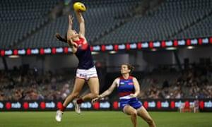 Western Bulldogs v Melbourne Demons, AFLW