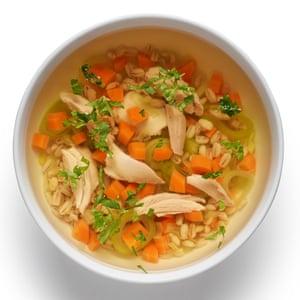 Felicity Cloake's chicken soup