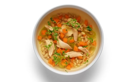 How to make chicken soup – recipe