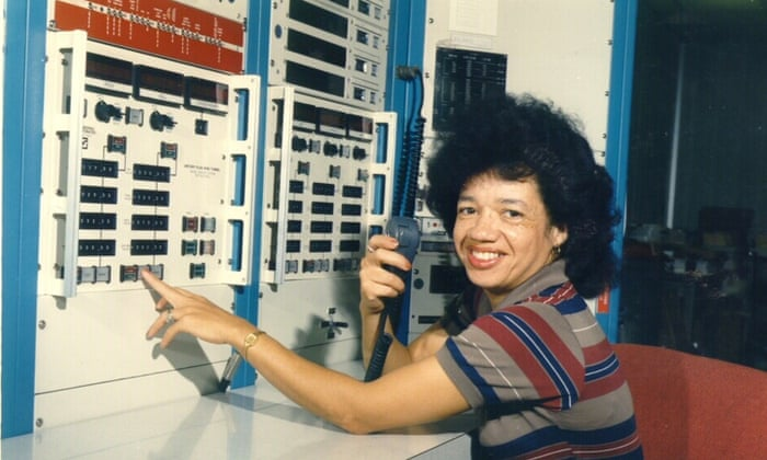 How History Forgot The Black Women Behind Nasa S Space Race Life