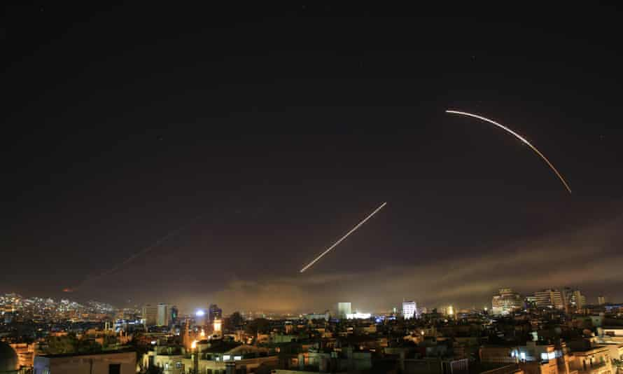 Recent US airstrike