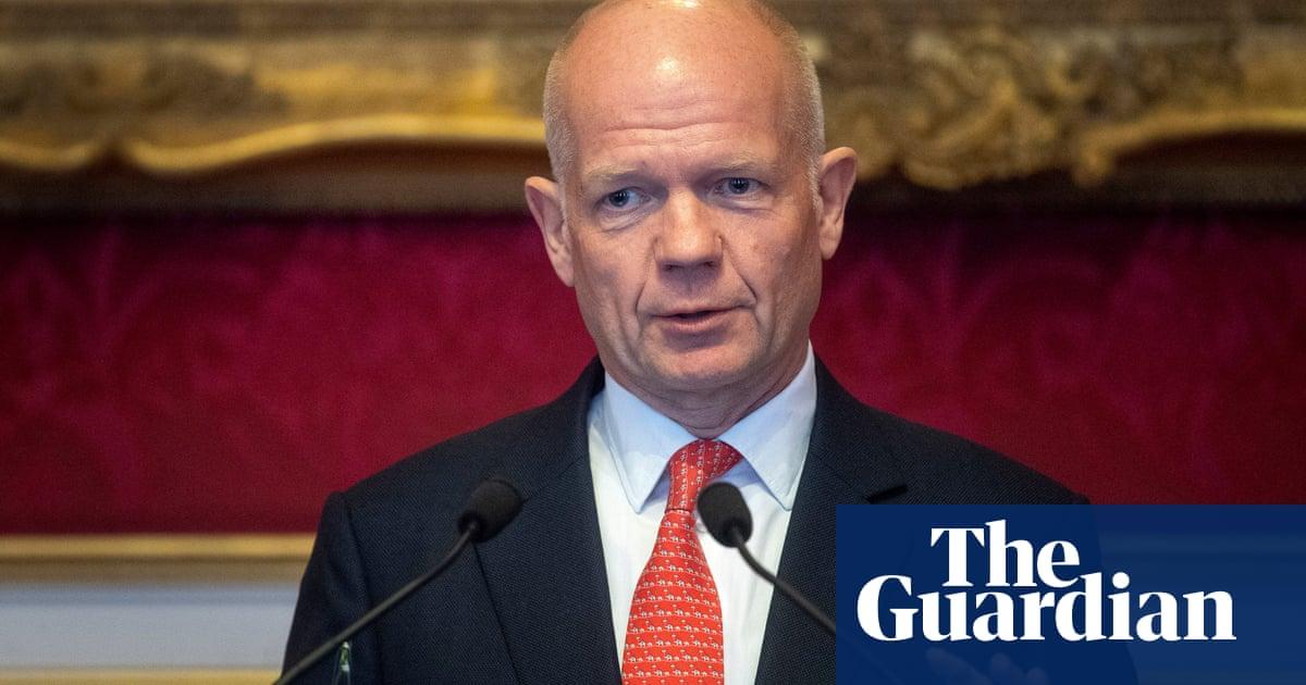 'More than tricky winter' ahead, warns Hague as energy bills soar