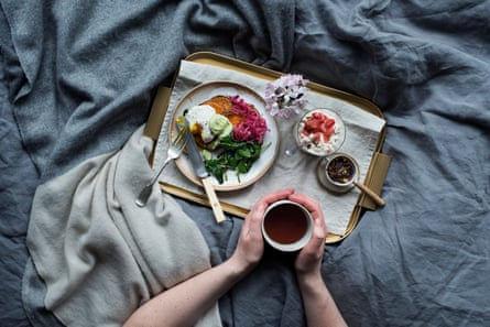 Breakfast in bed: is it too much to ask?