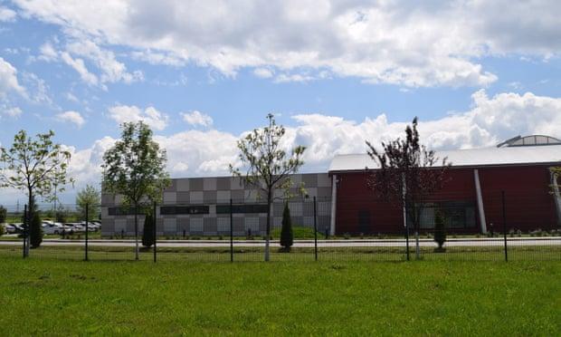 Fabrica din Cisnadie, judetul Sibiu