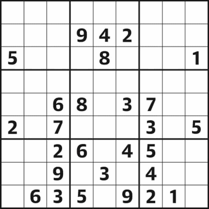 Sudoku 5106 easy