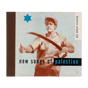 New Songs of Palestine, 1948Some records were primarily intended to instruct or to shape identity, be it to help Jewish people alienated from religion celebrate festivals, or to inform non-Jews about Jewish traditions. The catastrophes and triumphs of the 20th century were passed on as a new cultural tradition through records that were produced for family consumption
