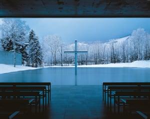 Church on the Water, Yufutsu, 1988.
