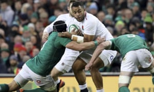 Billy Vunipola says the England pack have to be at their best at Twickenham.
